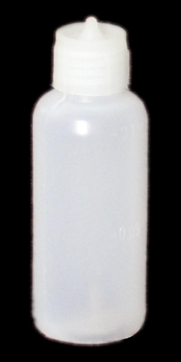 Butelka 0,1 nakrętka z dozownikiem